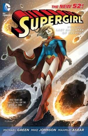 Last Daughter of Krypton