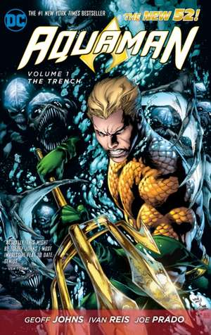 The Trench:  Guns and Gotham de GEOFF JOHNS