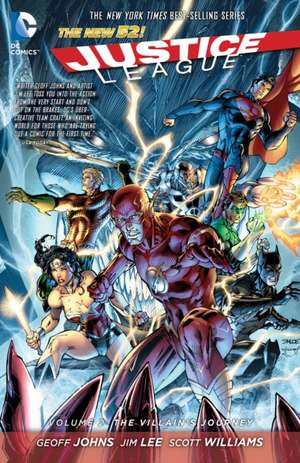 Justice League, Volume 2
