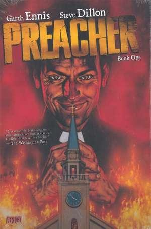 Preacher Book One:  Old Friends, New Enemies de Garth Ennis