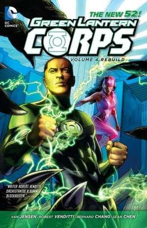 Green Lantern Corps, Volume 4