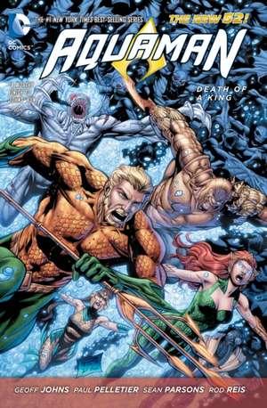 Aquaman Vol. 4