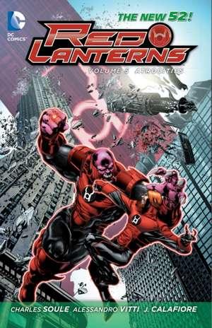 Red Lanterns Vol. 5