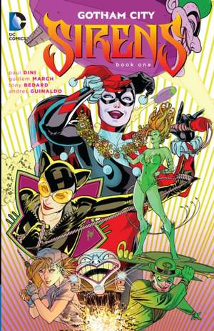 Gotham City Sirens, Book One