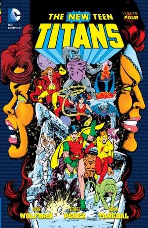 New Teen Titans Vol. 4
