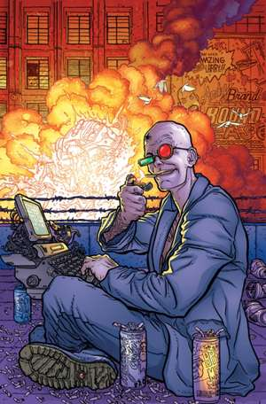 Absolute Transmetropolitan, Volume 2