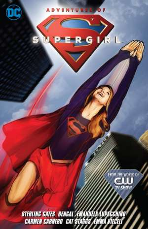 Adventures of Supergirl Vol. 1 de various