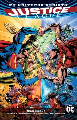 Justice League Volume 5 de Bryan Hitch