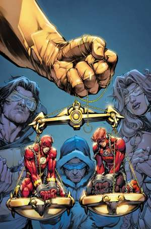 The Flash Volume 8 de Joshua Williamson