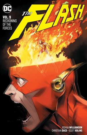 The Flash Vol. 9: Reckoning of the Forces de Joshua Williamson