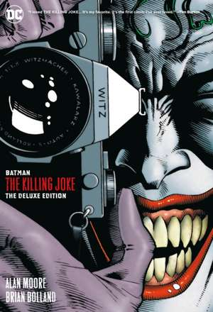 Batman: The Killing Joke de Alan Moore
