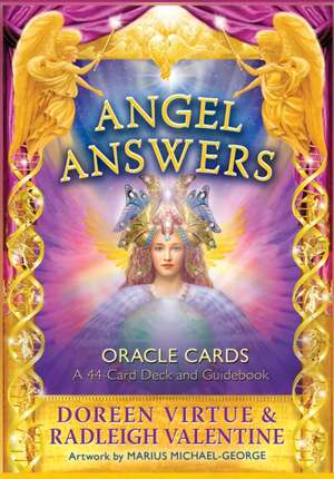 Angel Answers Oracle Cards de Doreen Virtue