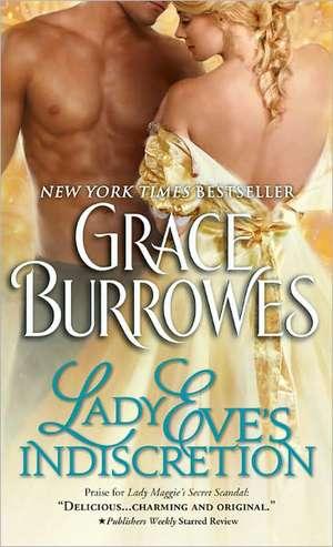 Lady Eve's Indiscretion de Grace Burrowes