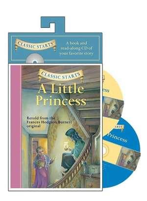 A Little Princess [With 2 CDs] de Frances Hodgson Burnett