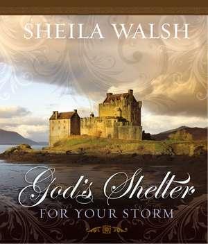 God's Shelter for Your Storm de Sheila Walsh