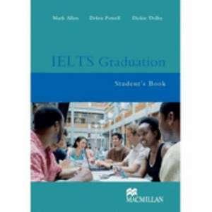 Allen  M: Ielts Graduation