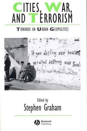 Cities, War, and Terrorism imagine