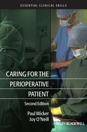 Caring for the Perioperative Patient imagine