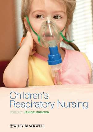 Children′s Respiratory Nursing