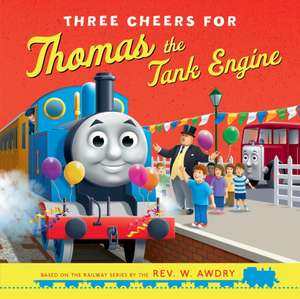 Three Cheers for Thomas