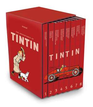 The Complete Adventures of Tintin