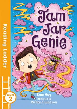 Jam Jar Genie
