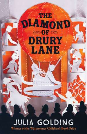Diamond of Drury Lane de Julia Golding