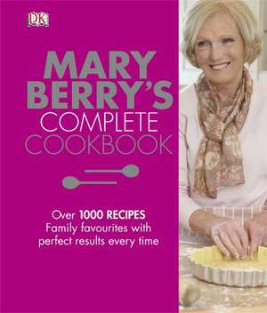 DK Mary Berry's Complete Cookbook