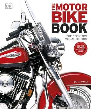 The Motorbike Book imagine