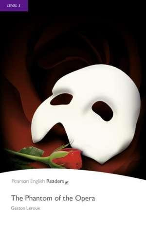 Level 5: The Phantom of the Opera de Gaston Leroux