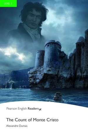 Count of Monte Cristo, The, Penguin Readers:  Curse of the Black Pearl, Level 2, Penguin Readers de Alexandre Dumas