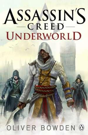 Assassin's Creed Underworld de Oliver Bowden