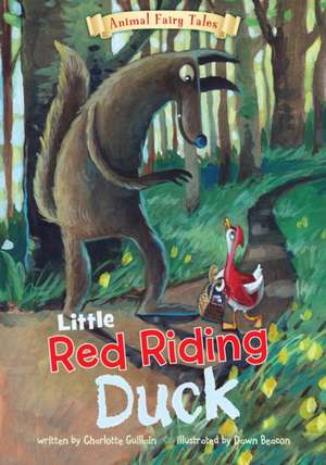 Little Red Riding Duck