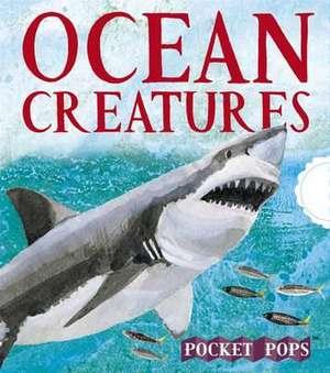 Ocean Creatures: A Pocket Pop-up