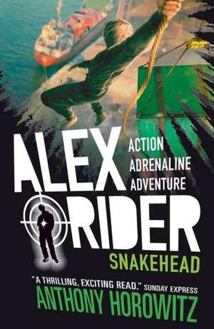 Alex Rider 07: Snakehead. 15th Anniversary Edition de Anthony Horowitz