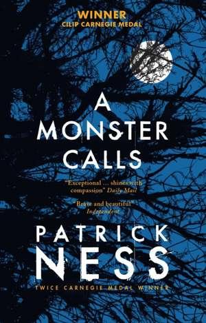 A Monster Calls de Patrick Ness