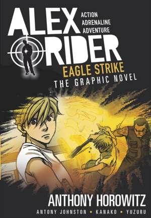 Eagle Strike Graphic Novel de Anthony Horowitz