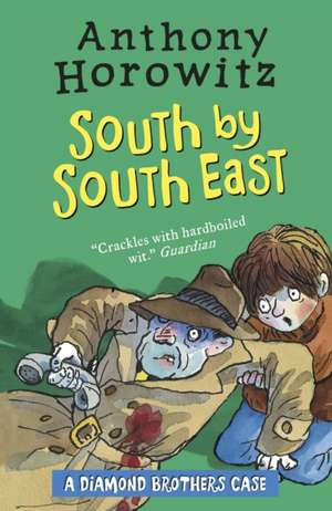 The Diamond Brothers in South by South East de Anthony Horowitz