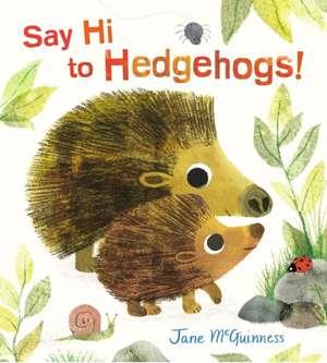Say Hi to Hedgehogs!