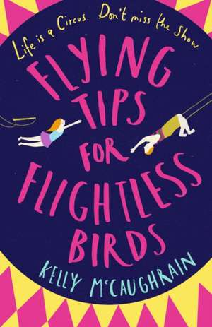 Flying Tips for Flightless Birds