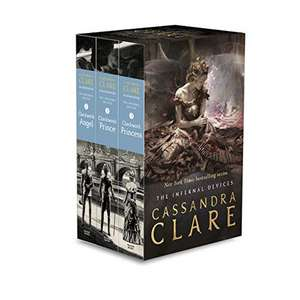 The Infernal Devices 1-3 Boxed Set de Cassandra Clare