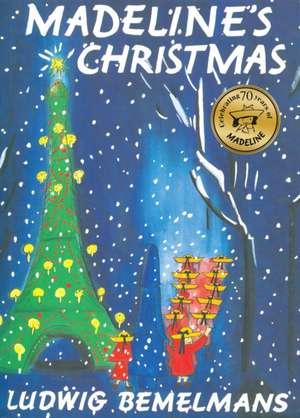 Madeline's Christmas de Ludwig Bemelmans