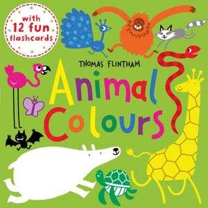 Animal Colours de Thomas Flintham