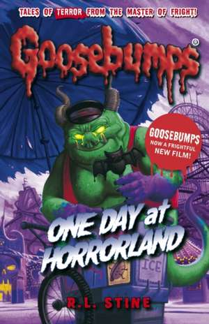 One Day at Horrorland de R. L. Stine