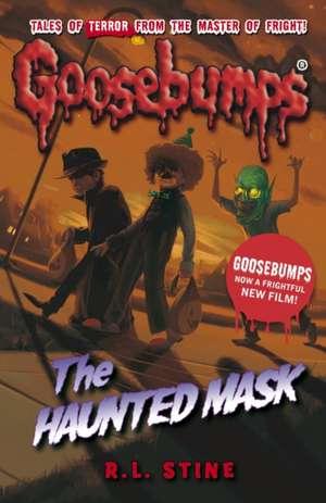 The Haunted Mask de R. L. Stine