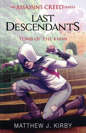 Assassin's Creed Last Descendents Thomb of the Khan