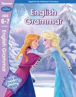 Frozen - English Grammar (Year 2, Ages 6-7)
