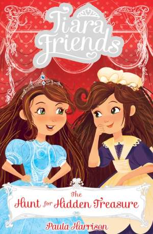 Tiara Friends 4: The Hunt for Hidden Treasure