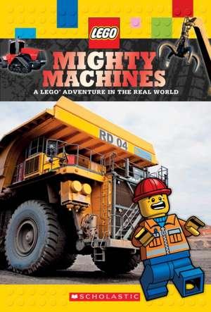 LEGO Non Fiction: Mighty Machines de Scholastic