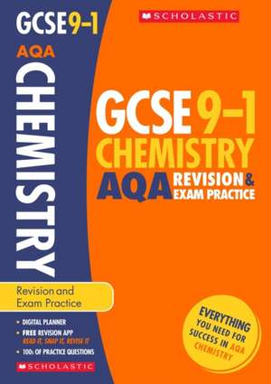Wooster, M: Chemistry Revision and Exam Practice Book for AQ de Darren Grover